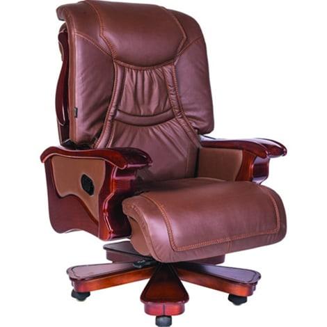 Chọn ghế giám đốc theo chất liệu