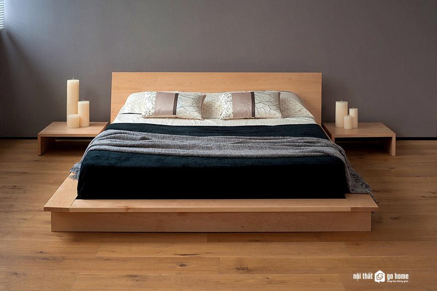 Giường gỗ công nghiệp có chất lượng không?