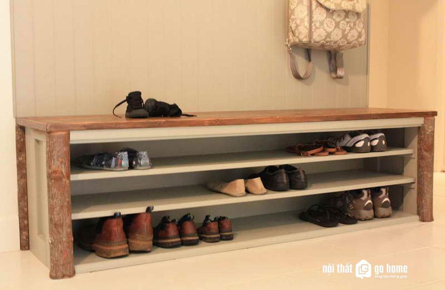 Kích thước tiêu chuẩn của tủ giày là bao nhiêu?