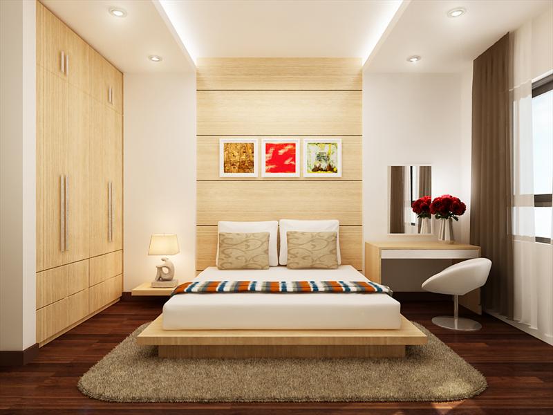 Nội thất phòng ngủ -Cải tạo đồ trang trí