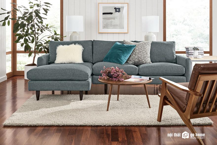 Cách chọn ghế sofa đơn giản cho phòng khách
