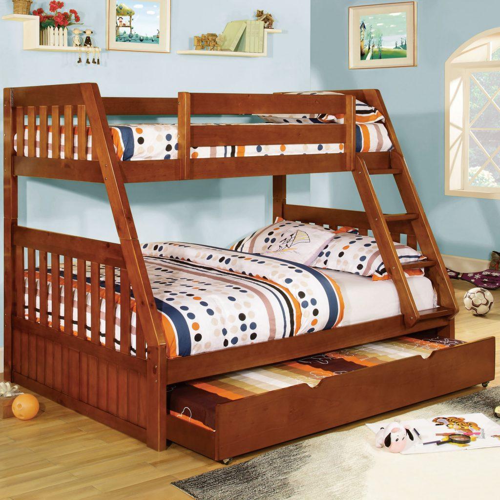 Điểm danh những mẫu giường tầng trẻ em giá cực rẻ HOT 2018