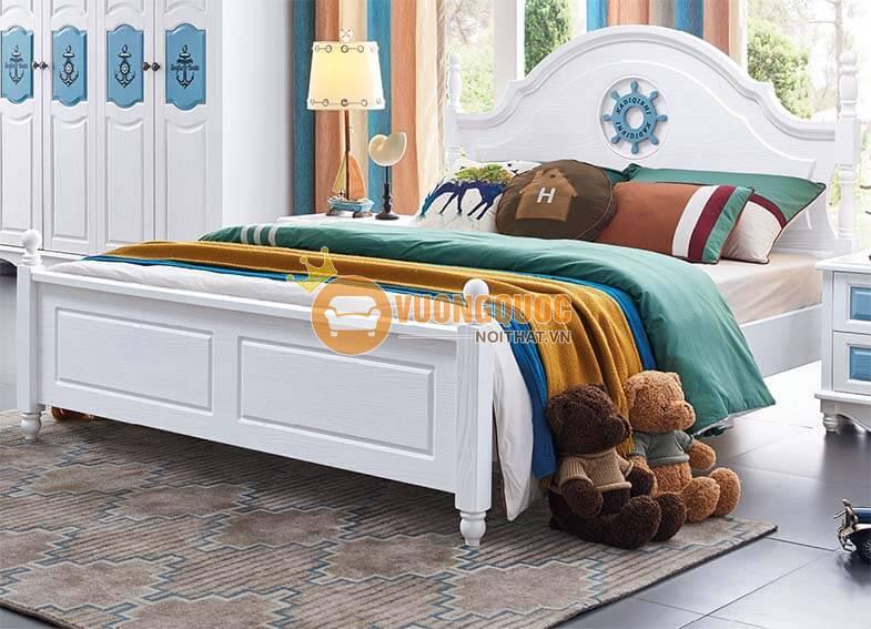 Lựa chọn giường ngủ giá rẻ theo sở thích của bé trai