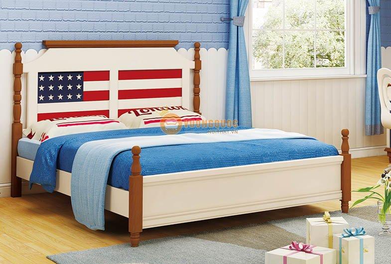 Tại sao nên mua giường ngủ cho bé trai giá rẻ