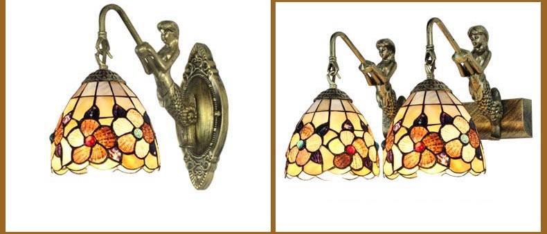 đèn tường phong cách địa trung hải