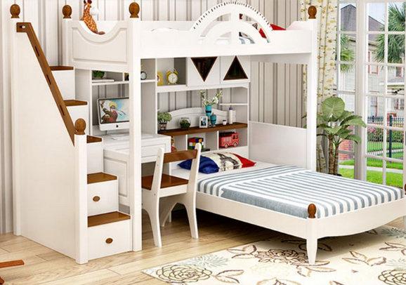 Nhà chung cư nên chọn giường thông minh với nhiều ưu điểm