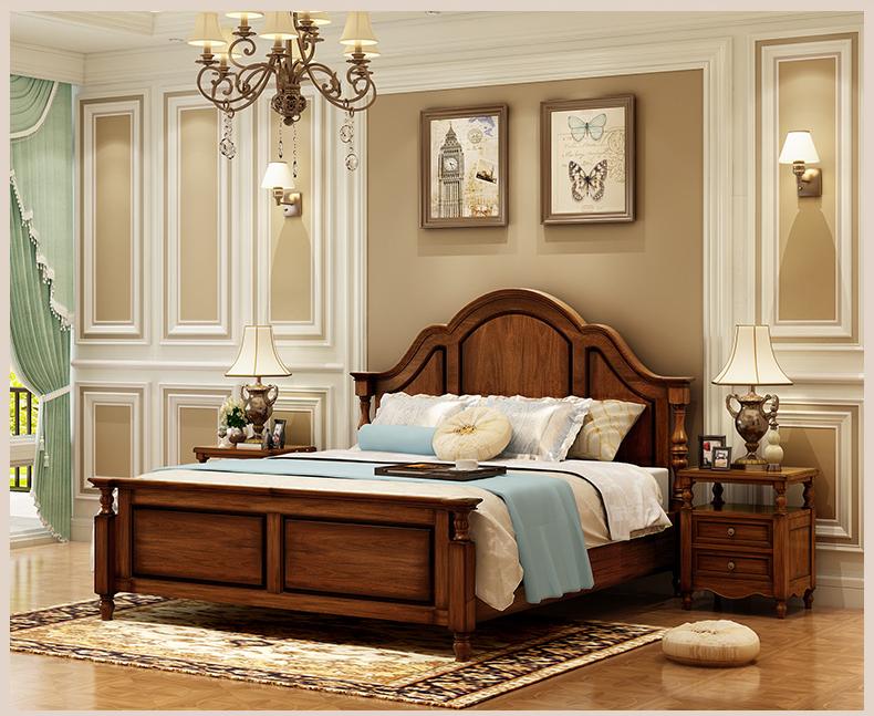 Ưu điểm của giường ngủ gỗ tự nhiên