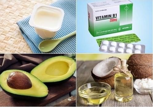 Công dụng của Vitamin B1 với làn da