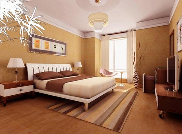 Bố trí phòng ngủ theo hướng hợp tuổi của gia chủ