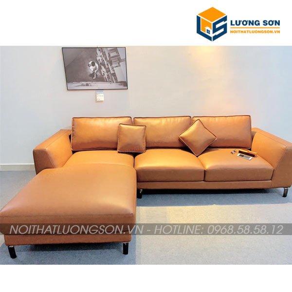 Bộ ghế sofa của Lương Sơn cập nhật liên tục theo xu hướng nội thất mới